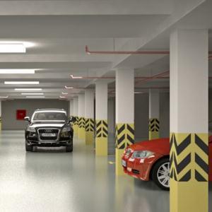 Автостоянки, паркинги Алмазного