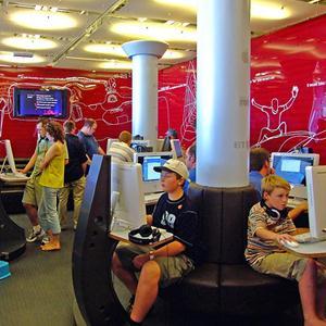 Интернет-кафе Алмазного
