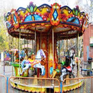 Парки культуры и отдыха Алмазного