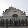 Железнодорожные вокзалы в Алмазном