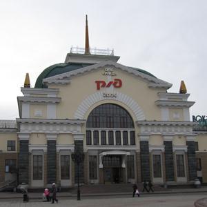 Железнодорожные вокзалы Алмазного